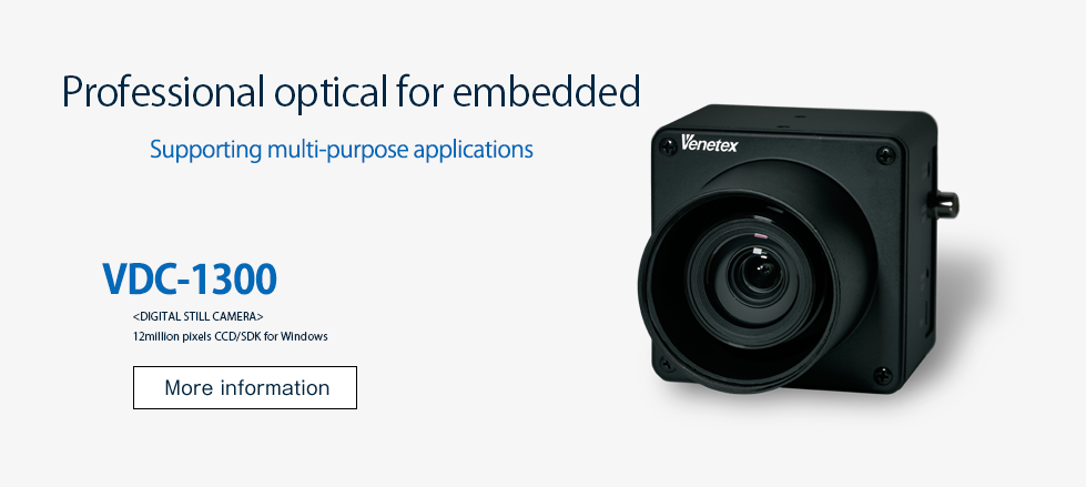 Professional optical for embedded